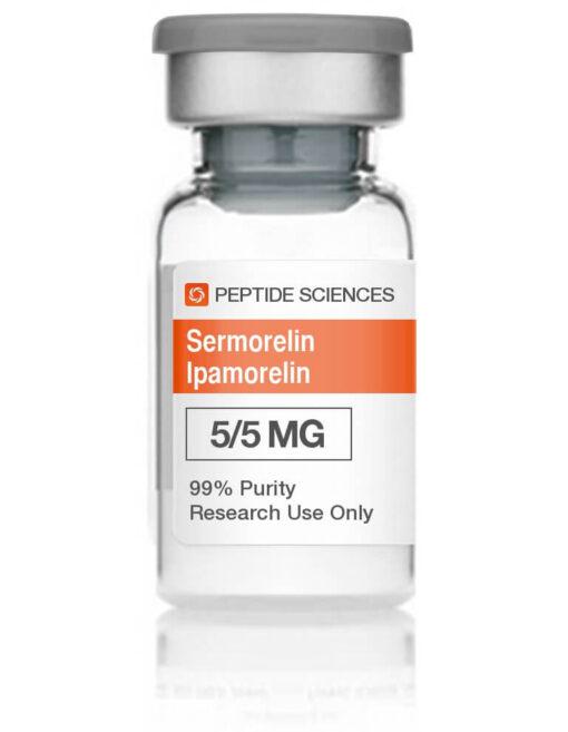 Buy Sermorelin and Ipamorelin Blend
